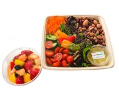 Vegan Lunch for 1 - Bento Box