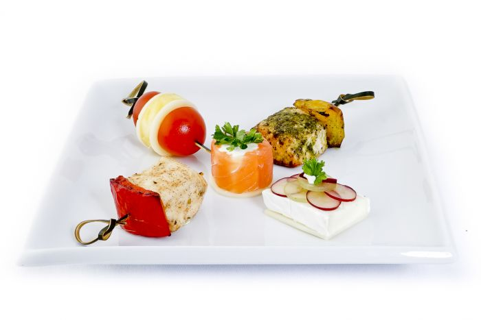 Canapes Catering From Owen Brothers The Opulent Collection