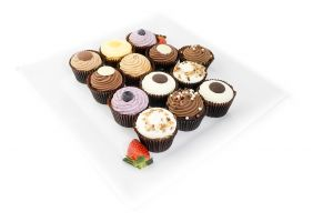 Individual Cup Cake Selection