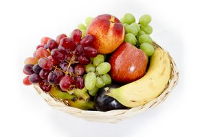 A Basket of The Freshest Fruit
