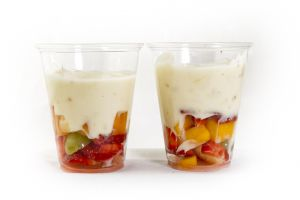 Fresh Fruit Yoghurt Pot - Individual