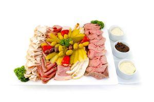 Fine Sliced British Meat Selection