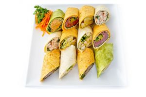 Speciality Wraps Selection