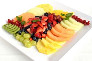 Luxury Seasonal Fruit Platter