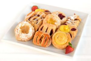 Mini Danish Pastries