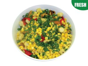 Large Bowl of Sweetcorn & Pimento Salad