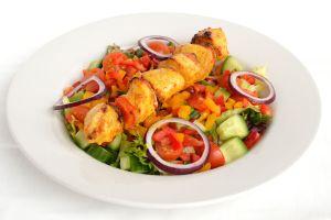 Malaysian Chicken Salad