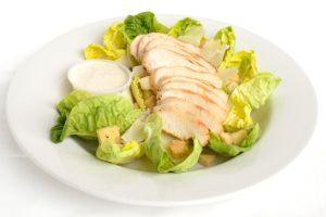 Char Grilled Chicken Caesar Salad