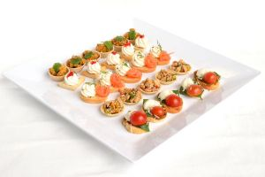 The Decadent Canape Selection