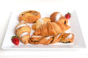 French Pastry Selection