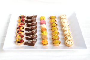 Luxury Mini Dessert Canape Selection