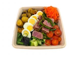 Loin of Tuna Nicoise -  Bento Box