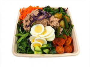 Tuna Nicoise - Bento Box