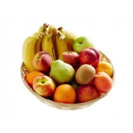 Organic & Fair Trade Fruit Basket