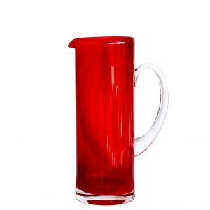 Red Water Jug