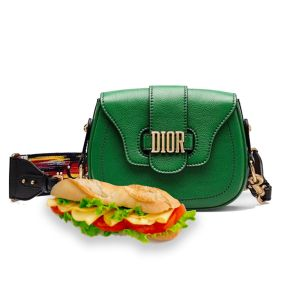 The Dior Lunch Bag - Vegetarian