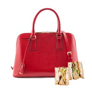 The Prada Lunch Bag - Meat
