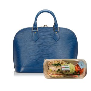 The Vuitton Lunch Bag - Fish
