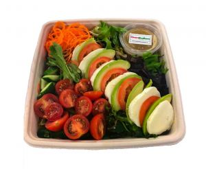 Vegetarian Bento Box - Tricolore Salad