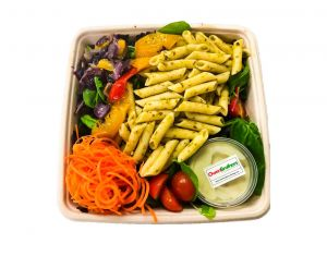 Vegan Bento Box - Pasta Salad