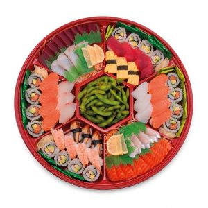 ' We Lurve Sushi Platter'