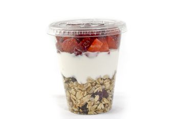Granola Pot - Strawberry