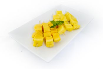 Fairtrade Mango Brochette