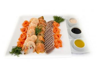 Premiere Seafood Platter