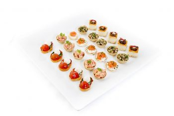 The Exquisite Canape Selection