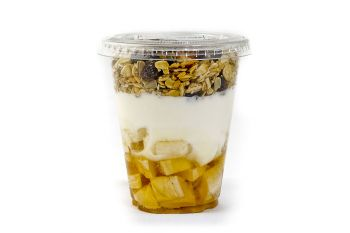 Granola Pot - Honey & Banana