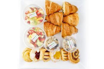 All Healthy Vegetarian Breakfast Sharing Platter
