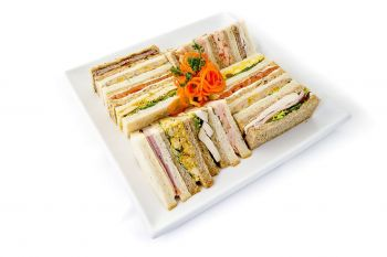 Posh Sandwiches No Crusts