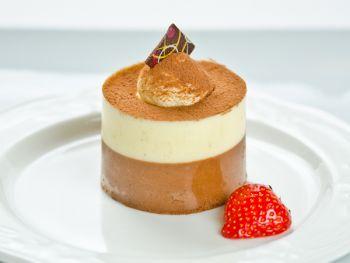 Chocolate Duo Torte
