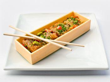 Rice Box & Tofu