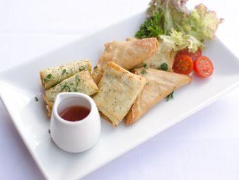 Mini Thai Style Savouries