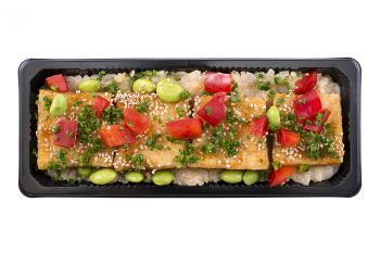 Fried Tofu & Tempura Rice - Individual