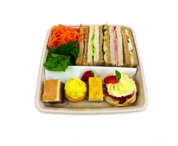 Afternoon Tea For 1 - Bento Box