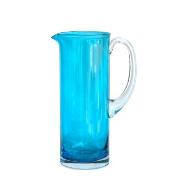 Turquoise Water Jug