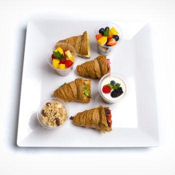 Vegan Power Breakfast Sharing Platter