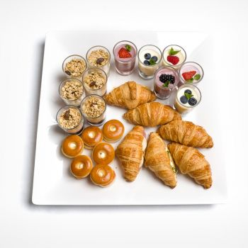 Canape VIP Breakfast Selection