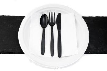 Ecofriendly Cutlery & Serviette