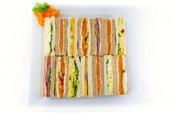 Finger Sandwich Selection
