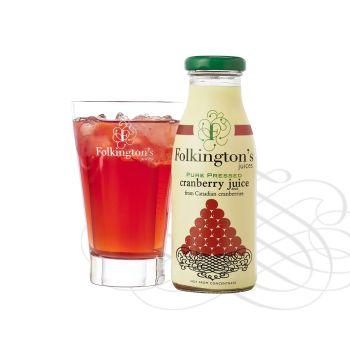 Pressed Cranberry Juice