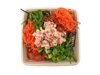Prawn Salad - Bento Box