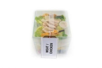 Safe & Sealed Lunch Boxes - Meat Option