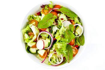 Large Bowl of Mixed Salad
