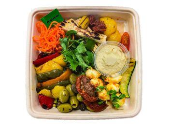 Vegetarian & Gluten Free Anti-Pasti - Bento Box