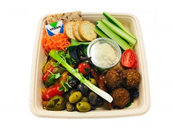 Vegan Anti Pasti - Bento Box