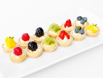 Little Fruit Tartlettes