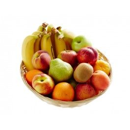 Organic & Fair Trade Fruit Basket